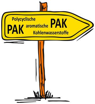 PAK - polyzyklische aromatische Kohlenwasserstoffe