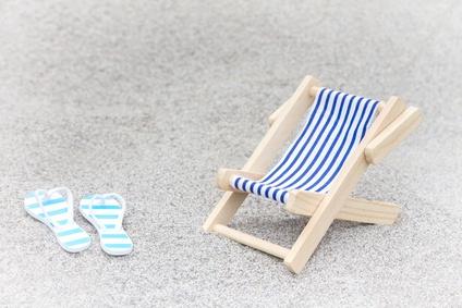 Strandurlaub - Konzept